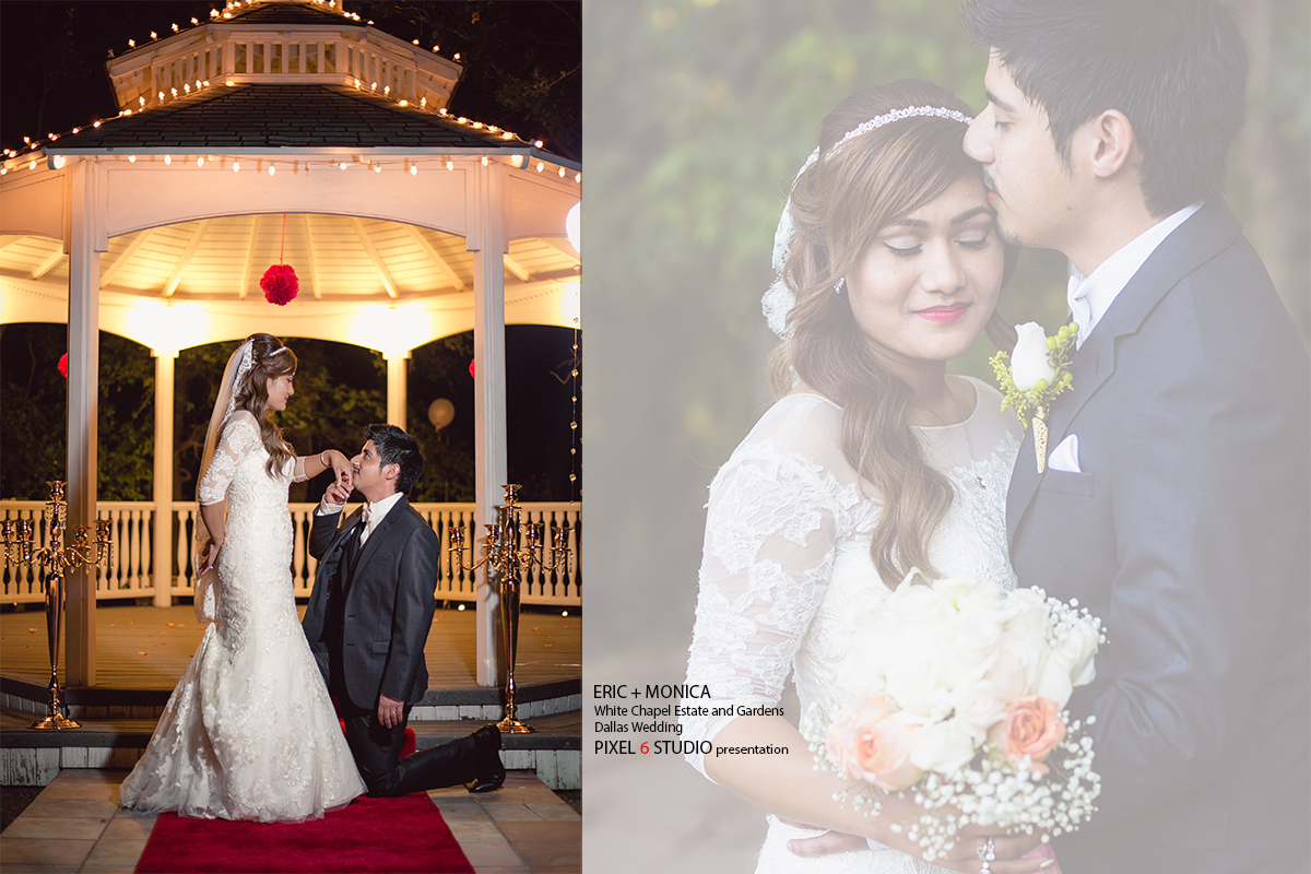 Cute Dallas Wedding { Eric + Monika }