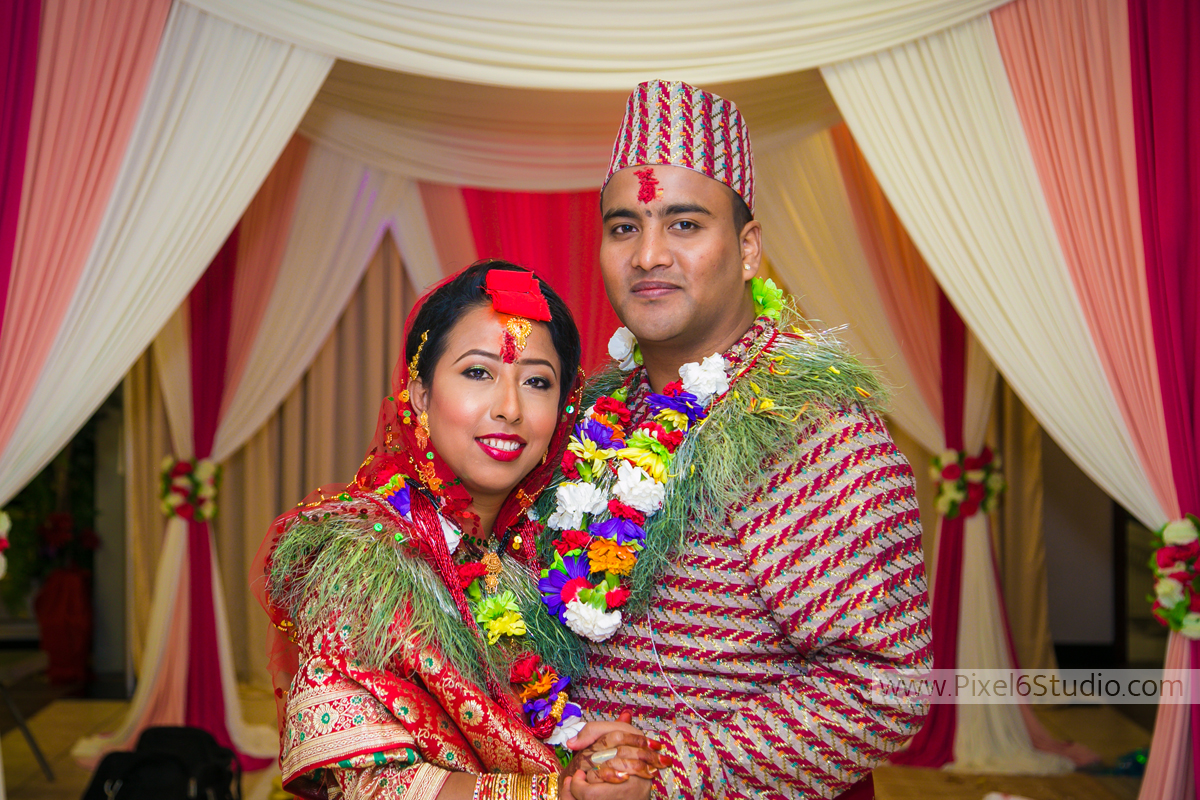 Big Dallas Nepali Wedding { Rabina + Gikesh }