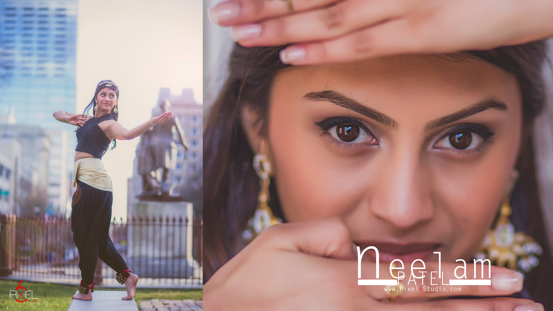 Raleigh Downtown Session with Neelam!!!