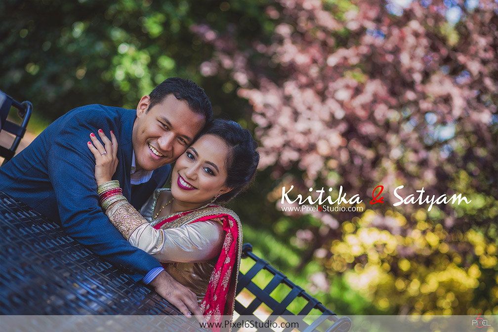 Kritika + Satyam | Dallas Wedding and Engagement Photography