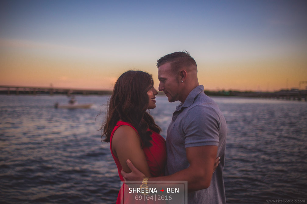 Shreena + Ben | New Bern, North Carolina Engagement and Wedding Photographer