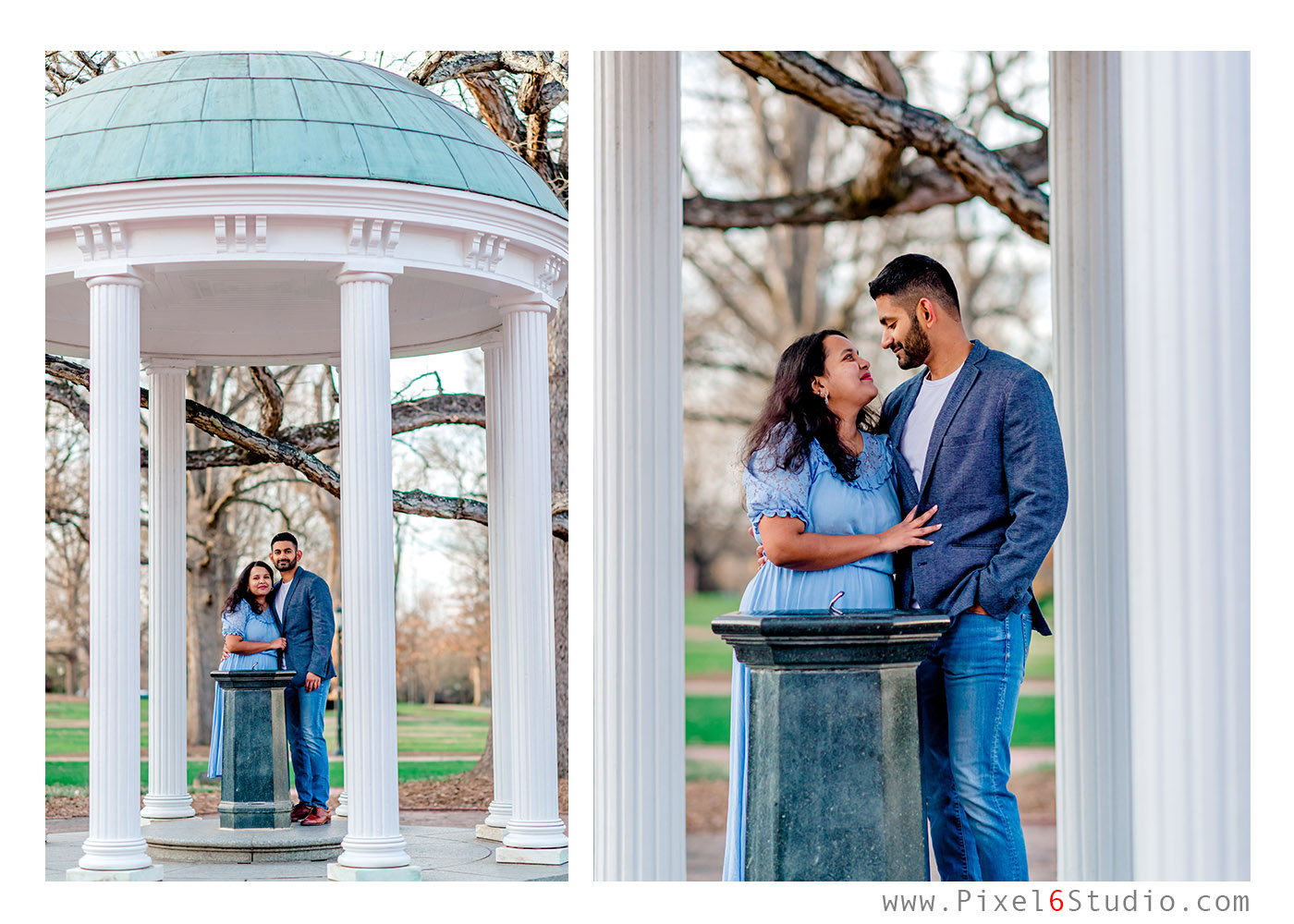 Protected: Hema & Harsh   UNC Chapel Hill Engagement Session